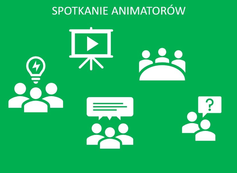 Spotkanie animatorów